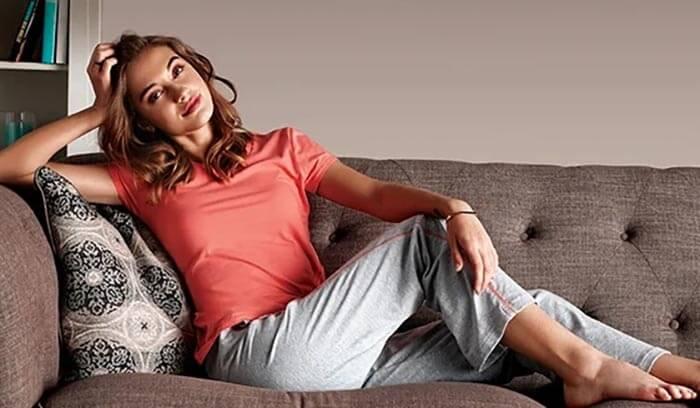 Пижамы для мужчин, женщин и детей - Jockey International.
