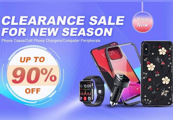 Аксессуары для мобильных телефонов - TVC-mall.