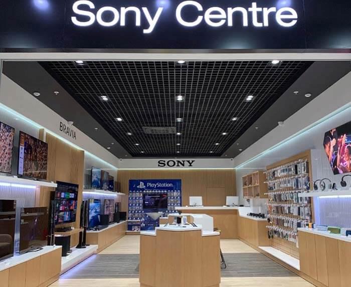 Интернет-магазин портативной техники - Sony.