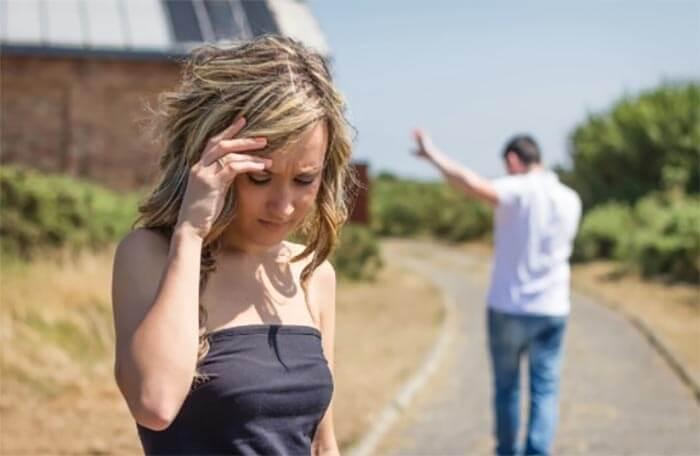 Как избавиться от боли, если муж ушел.