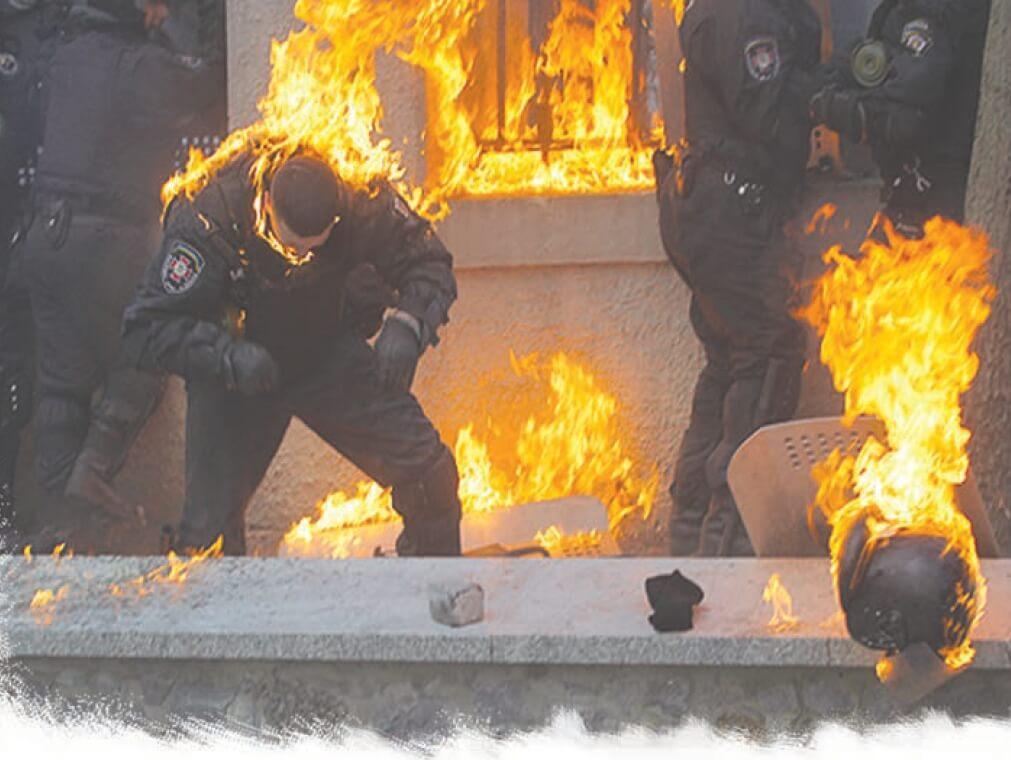 Нарушение прав человека на украине