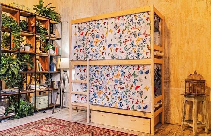 Мебель из натуральных материалов - Green Mebel