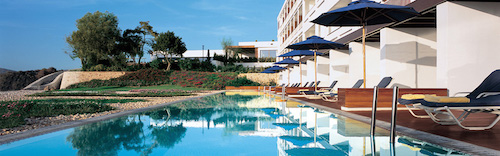 Grand Resort Lagonissi.