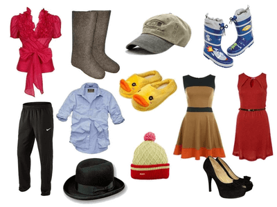 Одежда, обувь 3